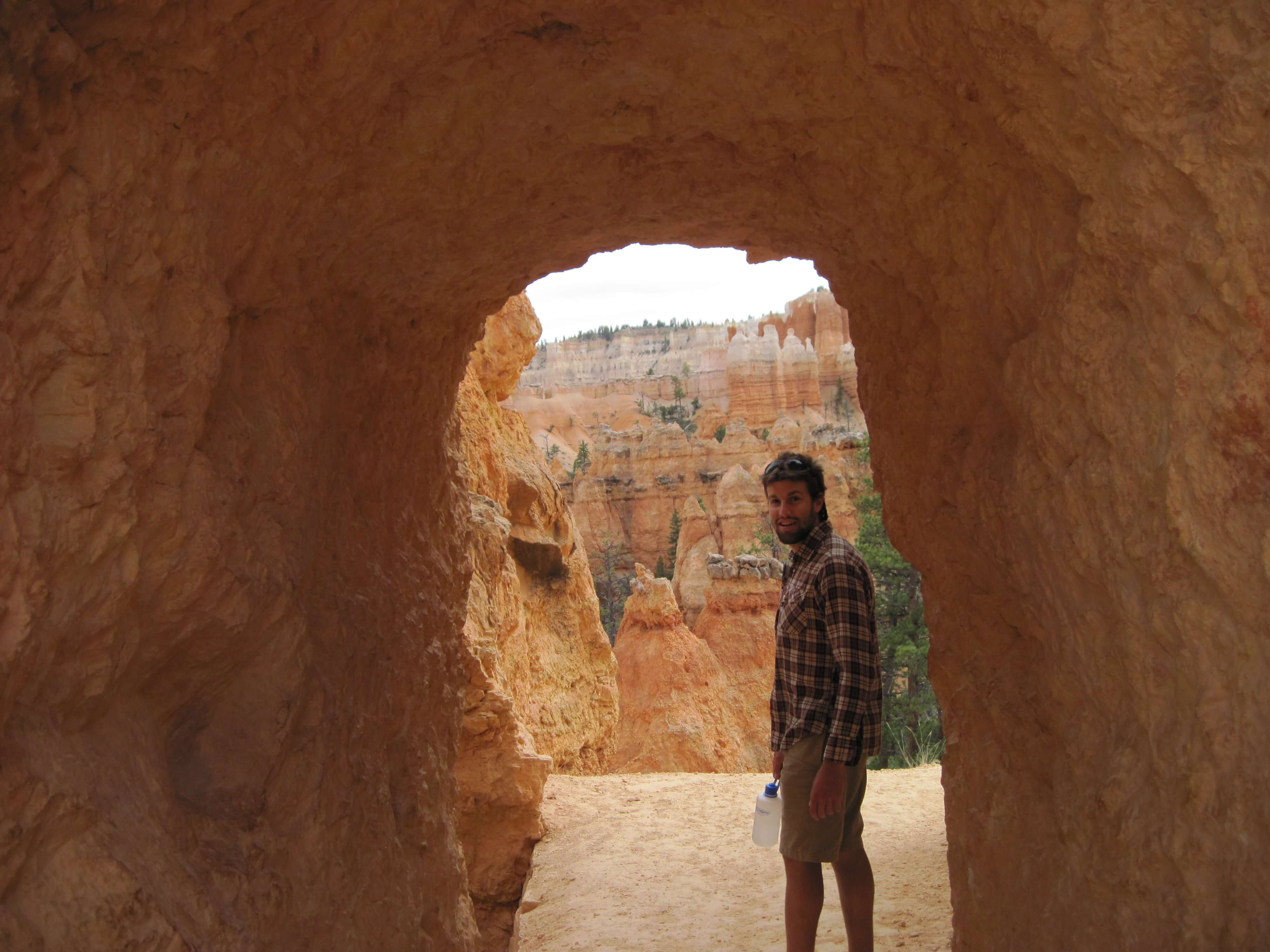 Solo tunnel
