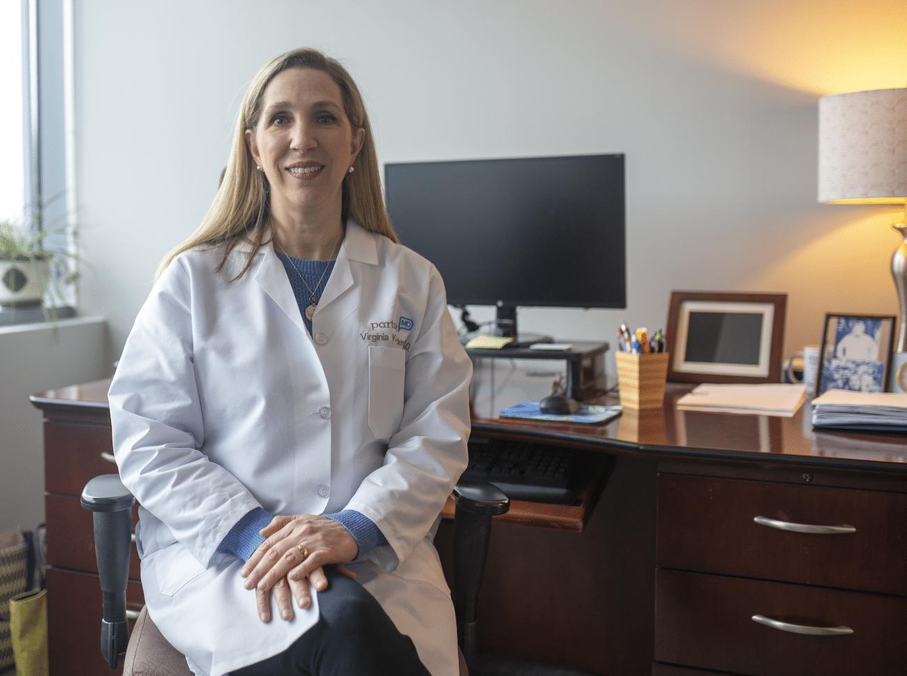 Virginia Kladder, M.D at PartnerMD