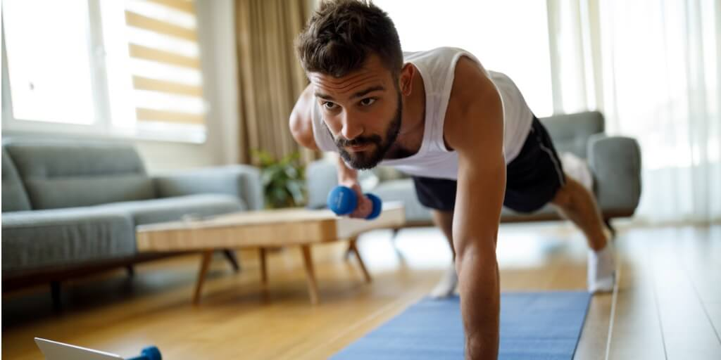 30-Minute Workout with Brandon Rice