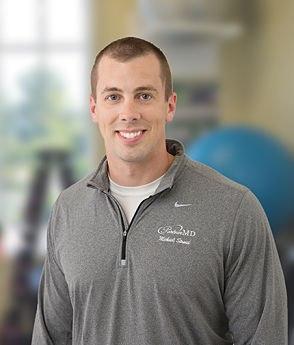 Michael Stroud, Certified Health Coach