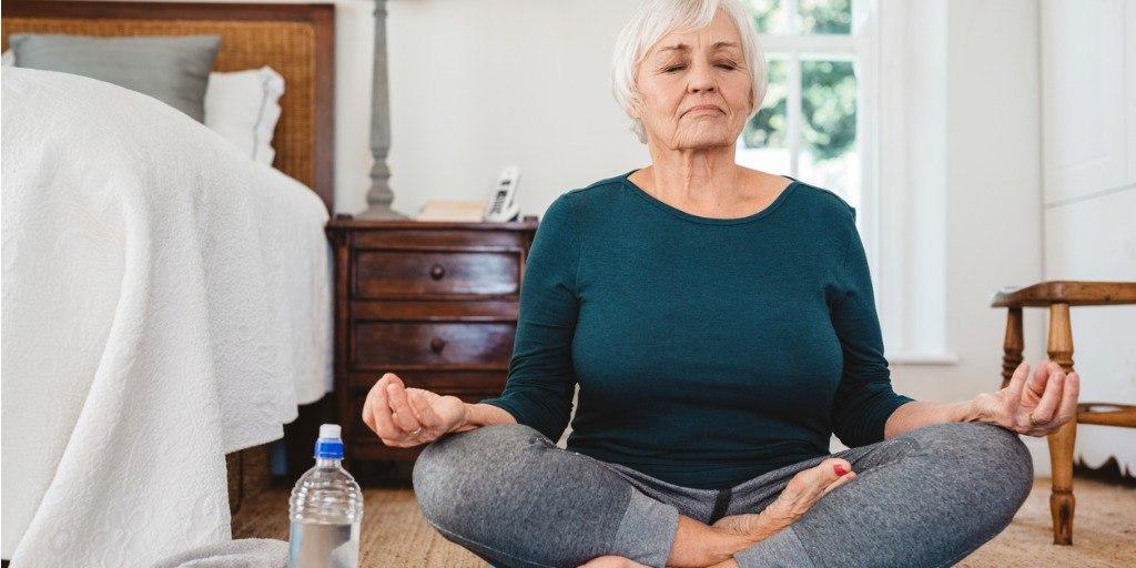 PartnerMD Live 4/16: Morning Yoga + Meditation— Focus on Pause