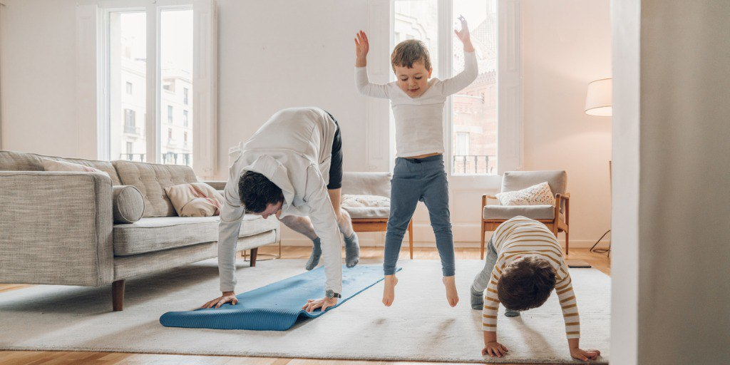 OptimizePMD: 10 Exercises to Do With Your Family