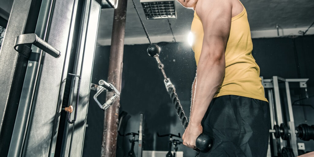 OptimizePMD: Proper Exercise Form— Tricep Extensions