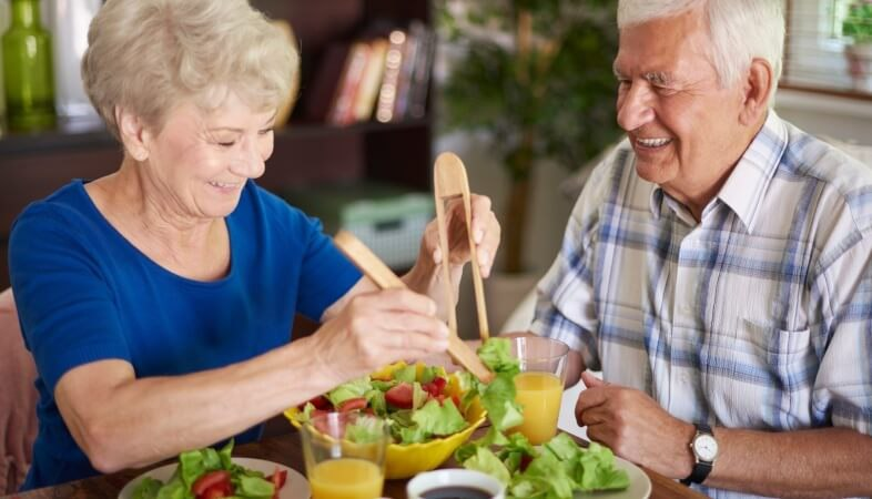 Nutrition and Healthy Aging: 3 Nutrients You Need As You Age