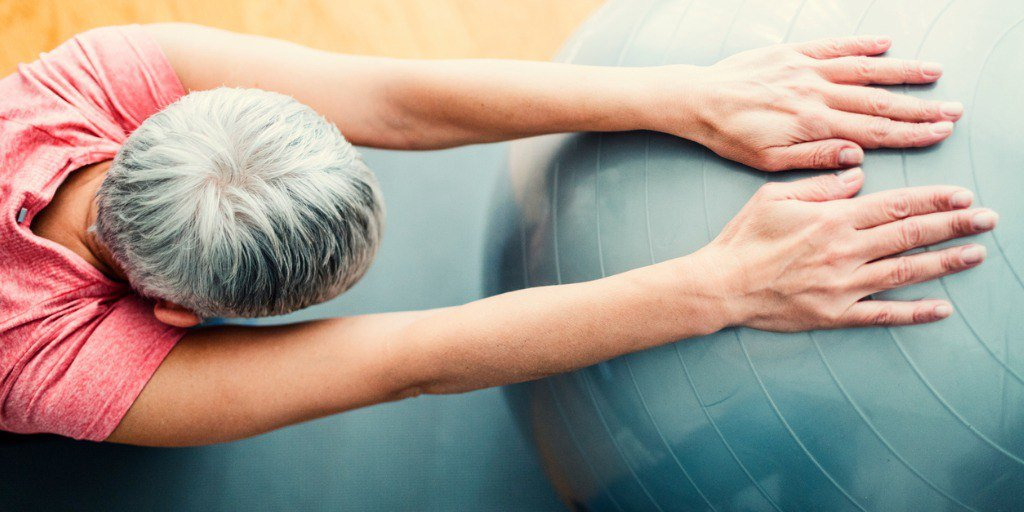 PartnerMD Live 4/30: Yoga Ball Exercises for Your Lower Body