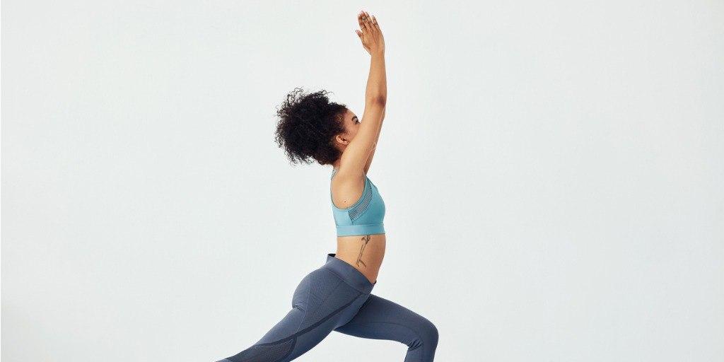 HarmonizePMD: Am I Doing This Yoga Pose Right? Warrior 1 & Warrior 2