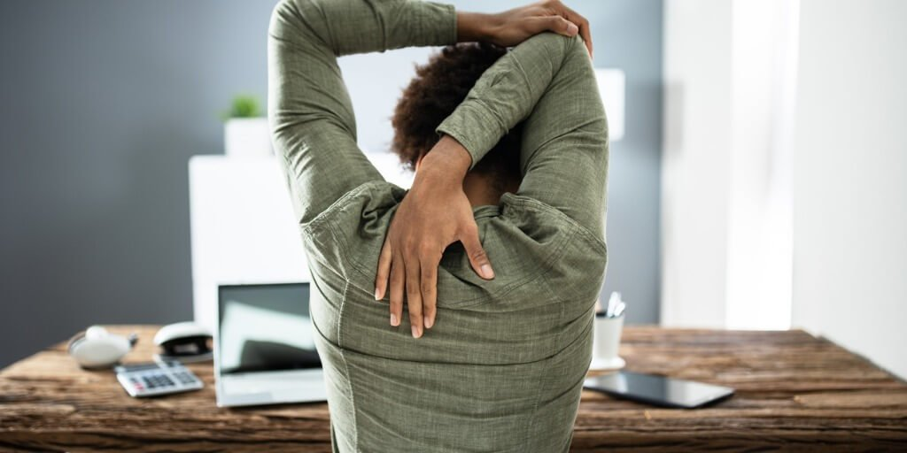 OptimizePMD: Stretches You Can Do at Your Desk