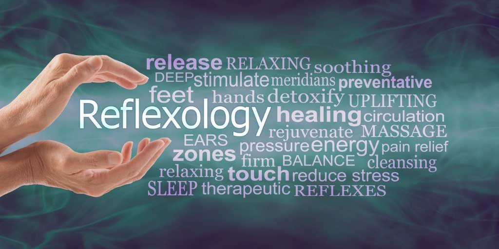 HarmonizePMD: Morning Yoga and Reflexology