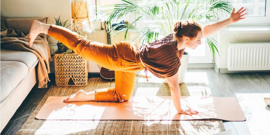 HarmonizePMD: Morning Yoga + Meditation — Building Inner Strength