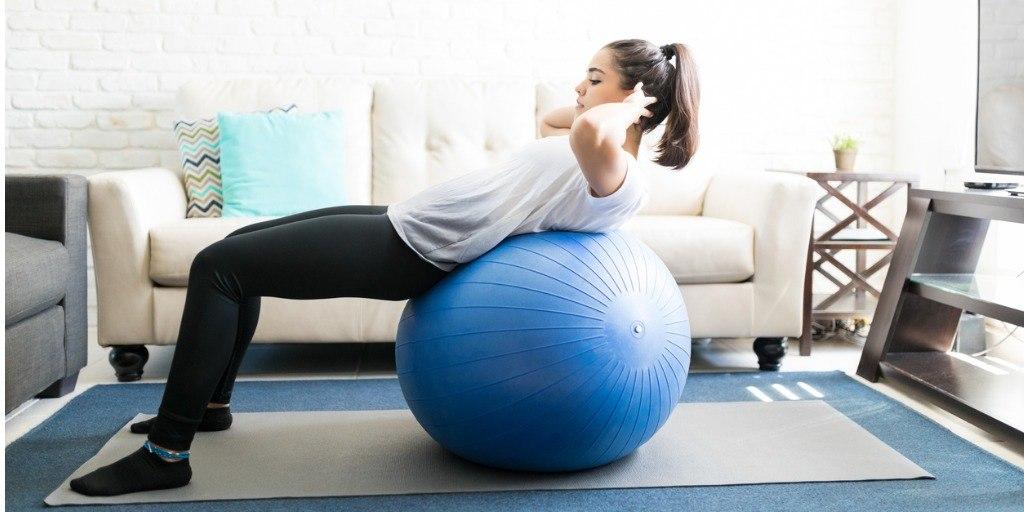 PartnerMD Live 4/28: Yoga Ball Exercises for Your Upper Body