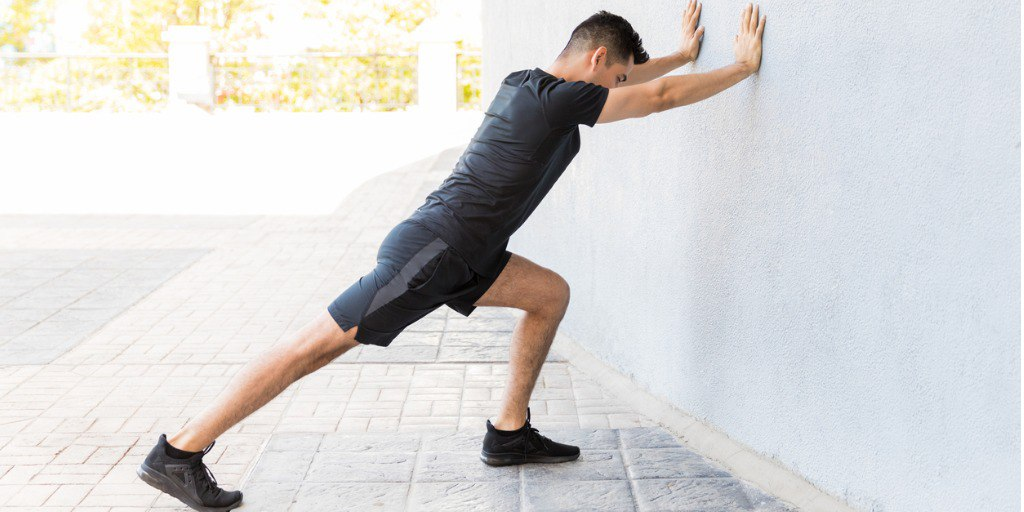 OptimizePMD: How to Stretch Your Calves and Thighs